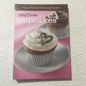 Betty Crocker cupcakes Cookbook